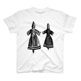 ひょいひょい T-shirts