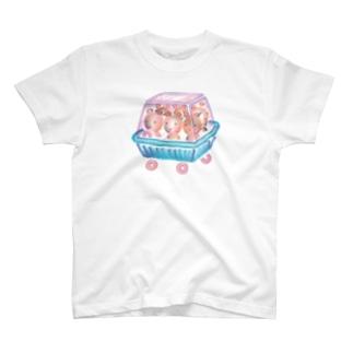 オソーザイカー T-shirts