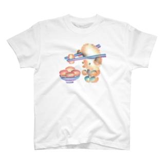 ミミハシ・オマメ T-shirts