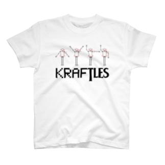 KRAFTLES T-shirts