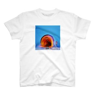 どくはく T-shirts