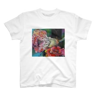 ひよこ書店 ☆ SEIKO Goods Shop from NASUのSEIKO from NASU T-shirts