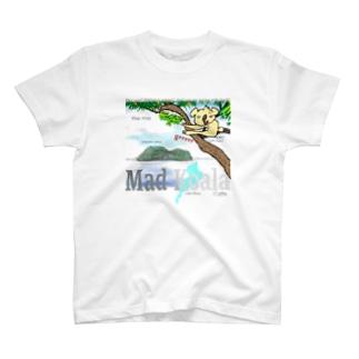 【Mad koala】 T-shirts