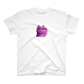 MEXICAT(ピンク) T-shirts