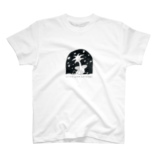NIYANIYA RECORDS レーベルロゴ T-shirts
