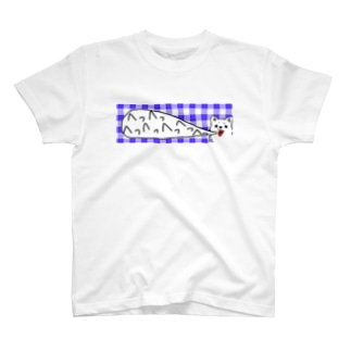 めっちゃいきのあらいいぬ T-shirts