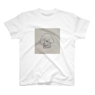 といぷーちゃん はらぺこ T-shirts