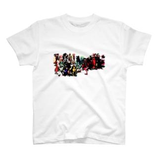 月蝕カルニバル T-shirts