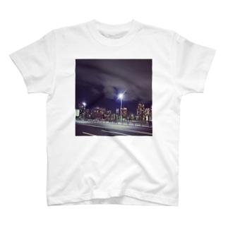 nightwalk T-shirts