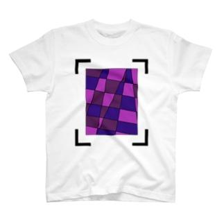 「」と格子 T-shirts