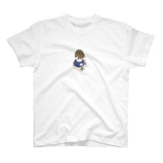 とうもろこしらばー T-shirts