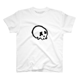 KAVALB skull T-shirts