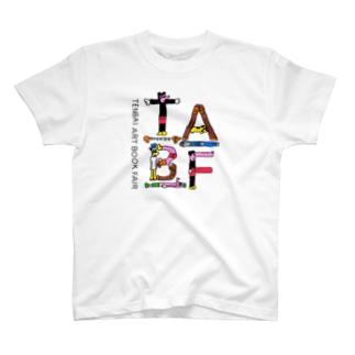 Tenbai Art Book Fair T-shirts