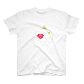 魚 T-shirts