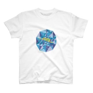 5-cube.proto T-shirts