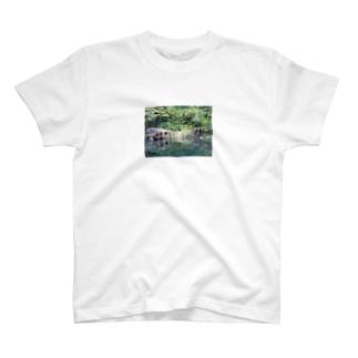 石川の魅力 T-shirts