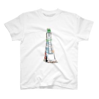 お客様専用駐車場 T-shirts
