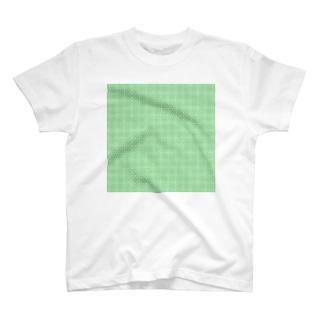 封筒地紋(万華鏡:01) T-shirts