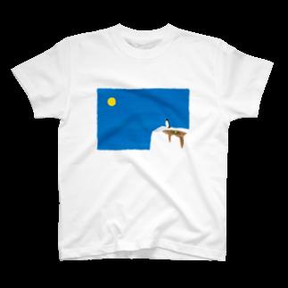 キューブ・ザ・双頭のやわらかい氷 T-shirts