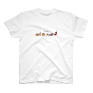 オデンジャーズTシャツ T-shirts