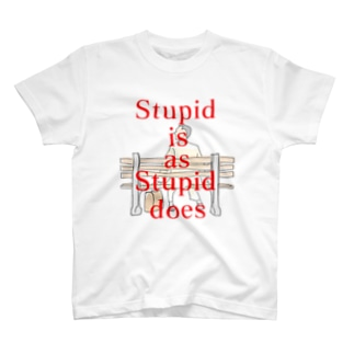 とあるベンチの映画 T-shirts