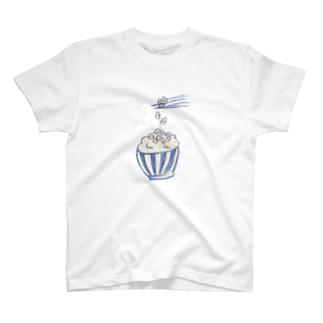 納豆だいすき T-shirts