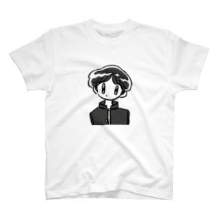 秀才くん T-shirts