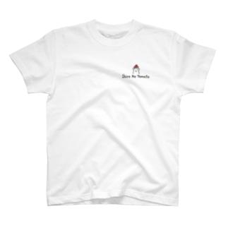 Shiro no tomato  シロトマT T-shirts
