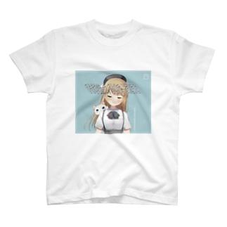 ひらきなおって ひとりで どうどうと Tシャツ T-shirts