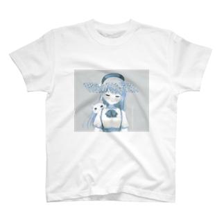 黄昏の ひとりでどうどうと  Tシャツ T-shirts