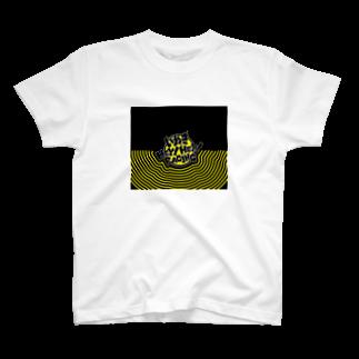 いわきHEY!HEY!RACINGオヒサルストアSUZURI支店のTripHEY!HEY! T-shirts