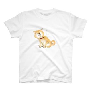 しばいぬぬ T-shirts