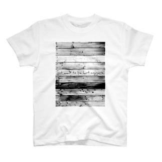 モウキズツキタクナイ。 T-shirts