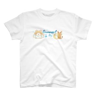 ちぇび茶々丸の夏休み T-shirts