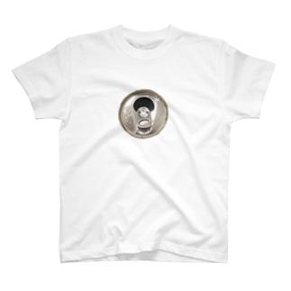 空き缶 T-shirts