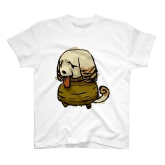 ツボイヌ T-shirts