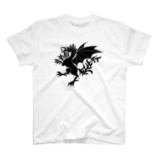 馬頭竜 T-shirts