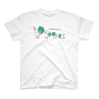 1 Bamboos T-shirts
