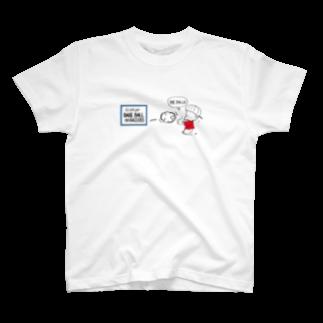 egu shopのBASE BALL③ T-shirts