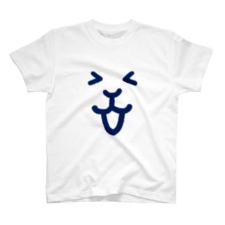 うさみよしお「ココロに笑顔」 T-shirts