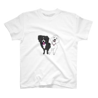 まりんちゃんレモンくん T-shirts