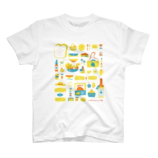 ネットショップ祭イラスト T-shirts
