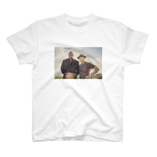 ジョーダン&ハットフィールド T-shirts