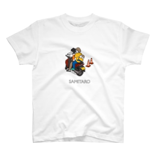 サミ太郎とバイタクTシャツ T-shirts