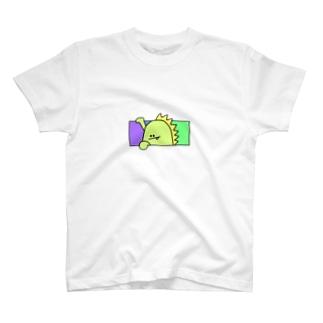 よっこらせかいじゅうさん T-shirts