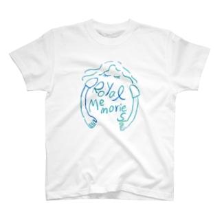 Royal Memories ロゴ T-shirts