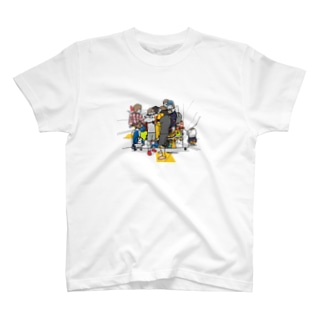 バグ太郎 T-shirts
