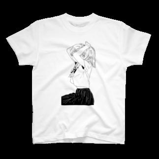 mOkOのsyoujyoB T-shirts