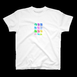 インフル★エンドのインフル★ワンワン T-shirts