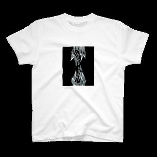 RainofglassviualのWitchcraft T-shirts